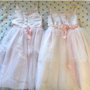Tulle ballerina dress